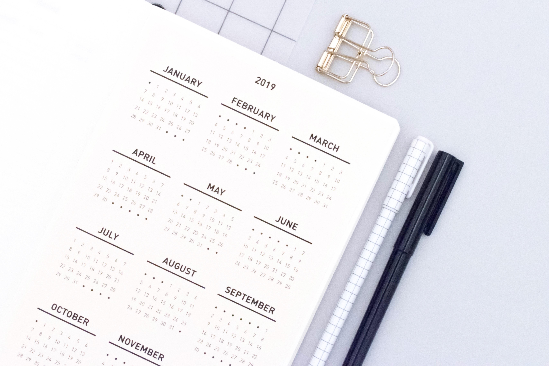 2019 Free Printables | Minimal.plan | Plan . Achieve . Repeat