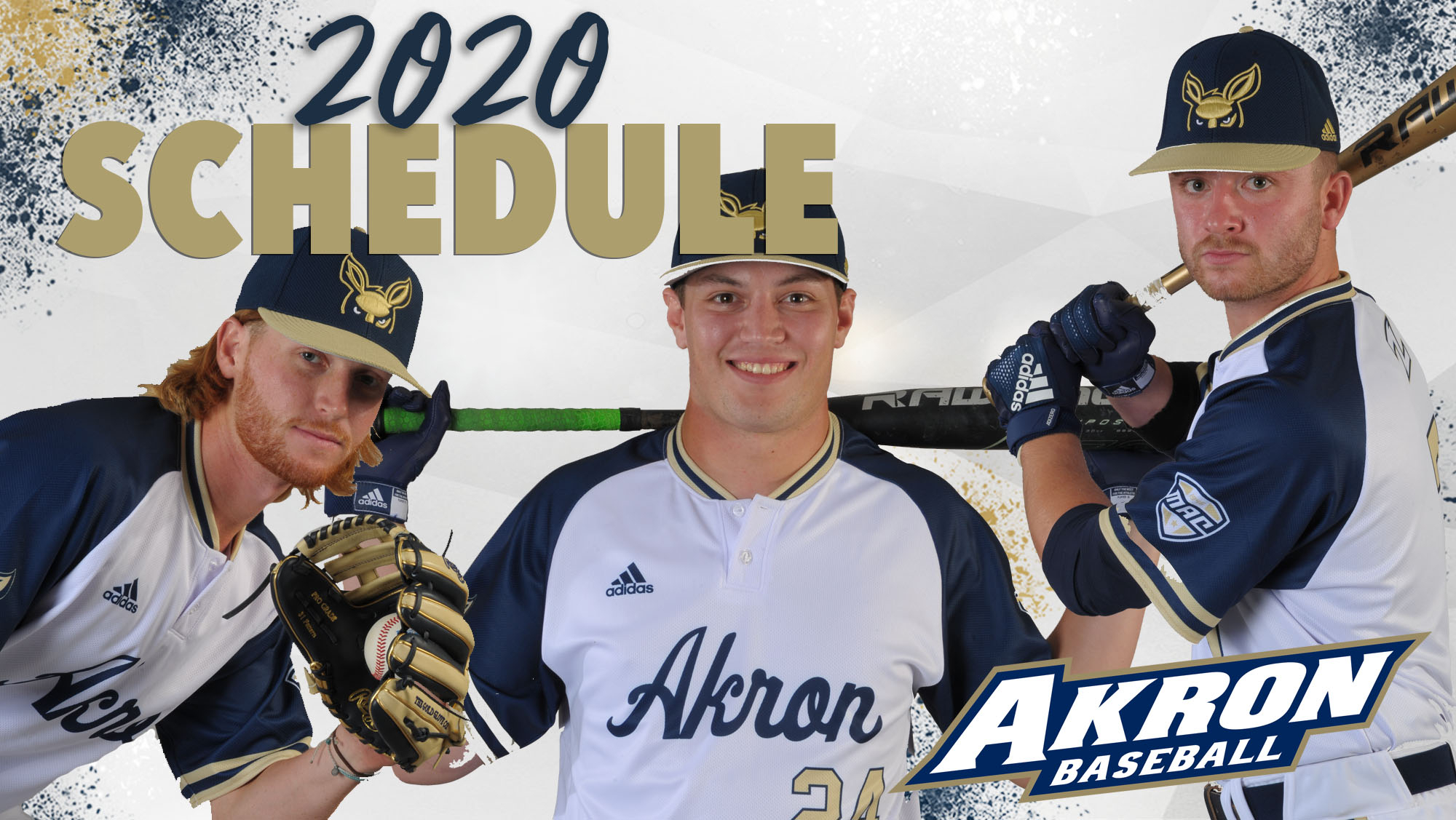2020 Baseball Schedule - University Of Akron Athletics