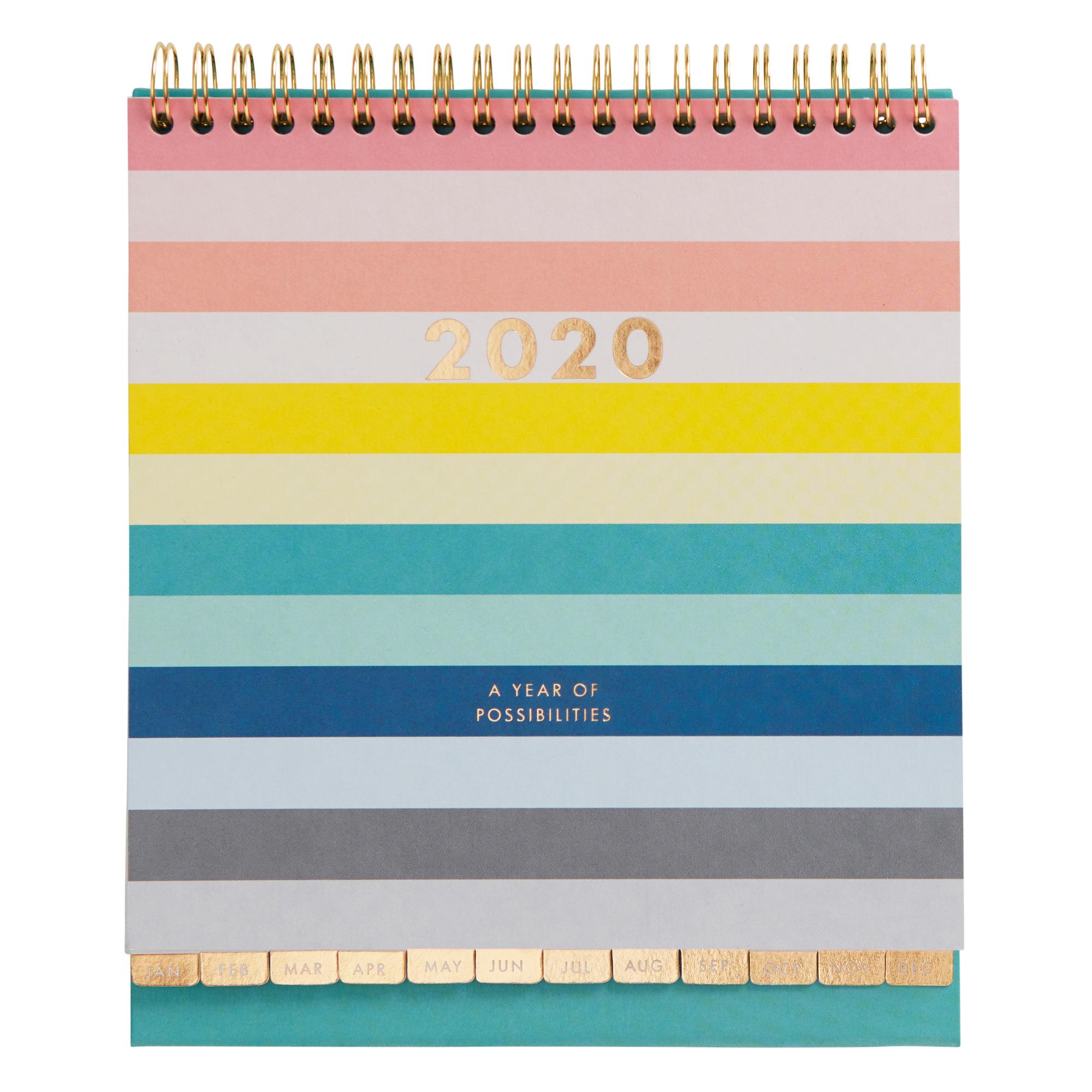 2020 Desk Calendar: Inspiration