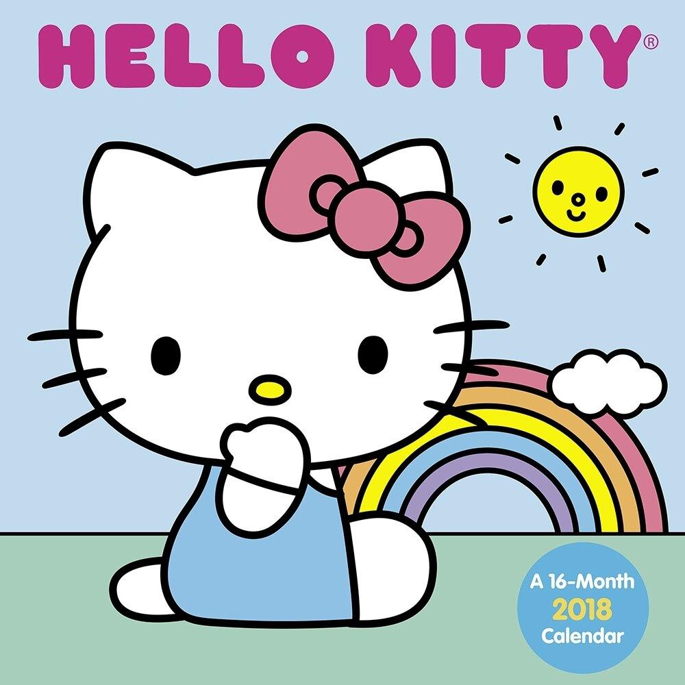 2020 Hello Kitty Wall Calendar,acco Brands