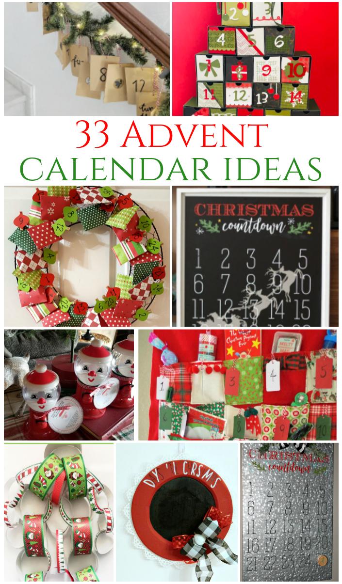 33 Diy Advent Calendar Ideas - 12 Days Of Christmas Day 3