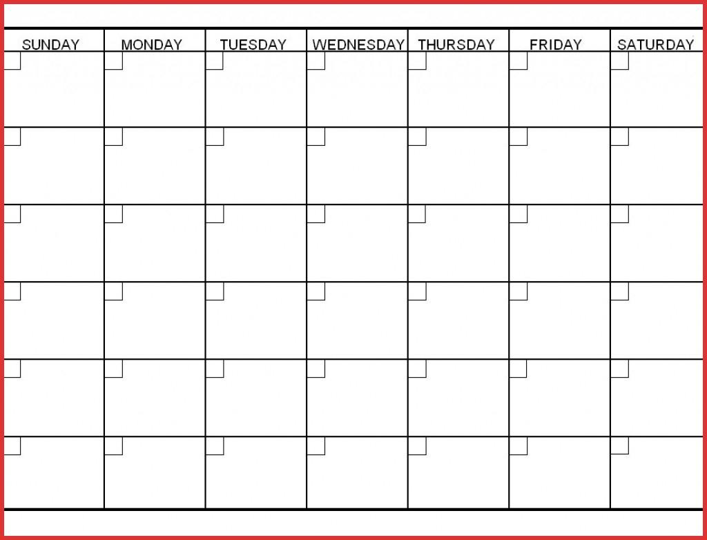 6 Week Calendar - Wpa.wpart.co