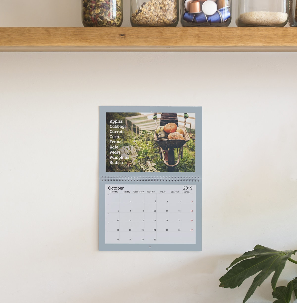 7 Creative Ideas For Personalised Calendars