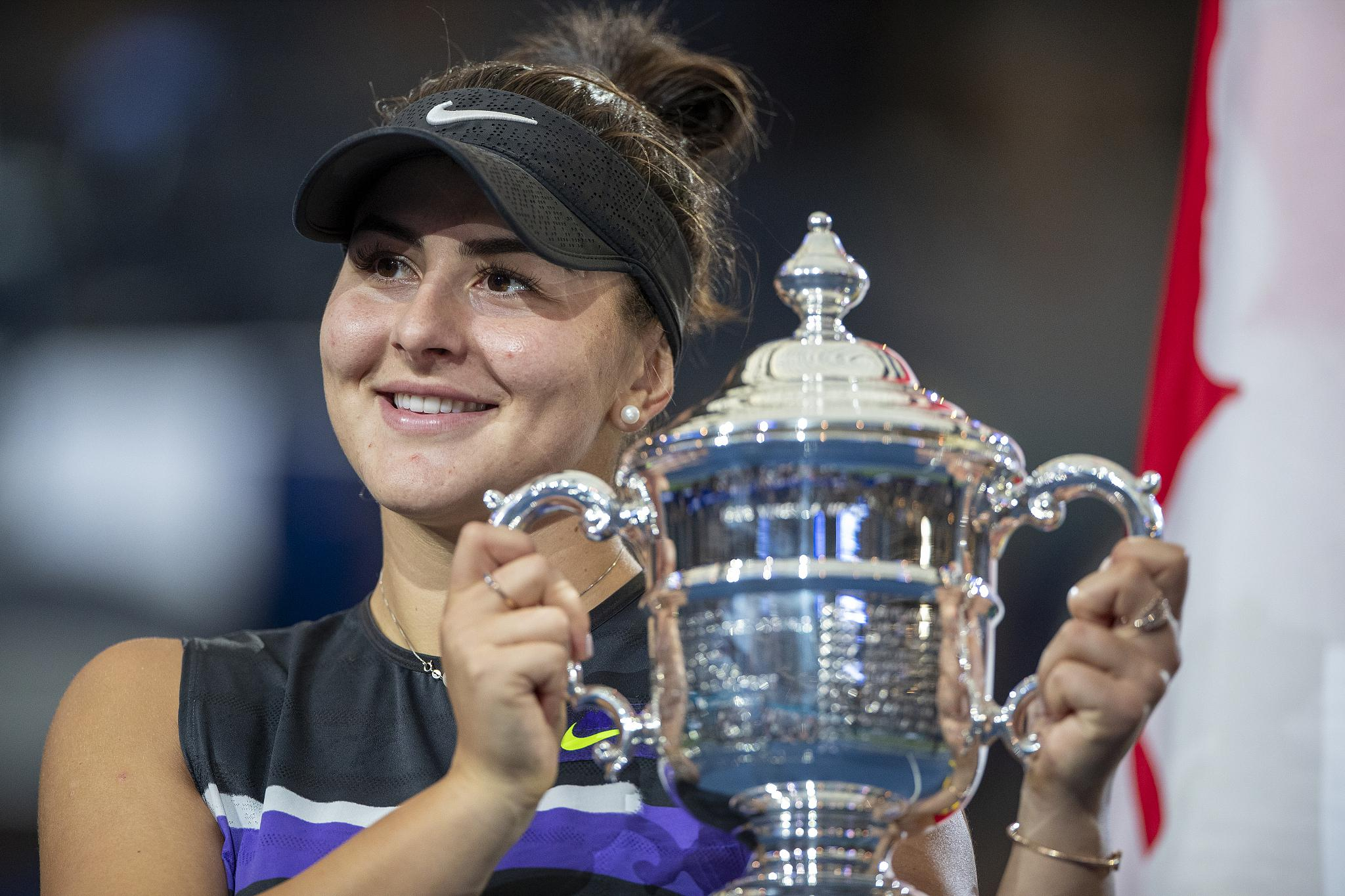 Andreescu Ascends To Us Open Title In Serena