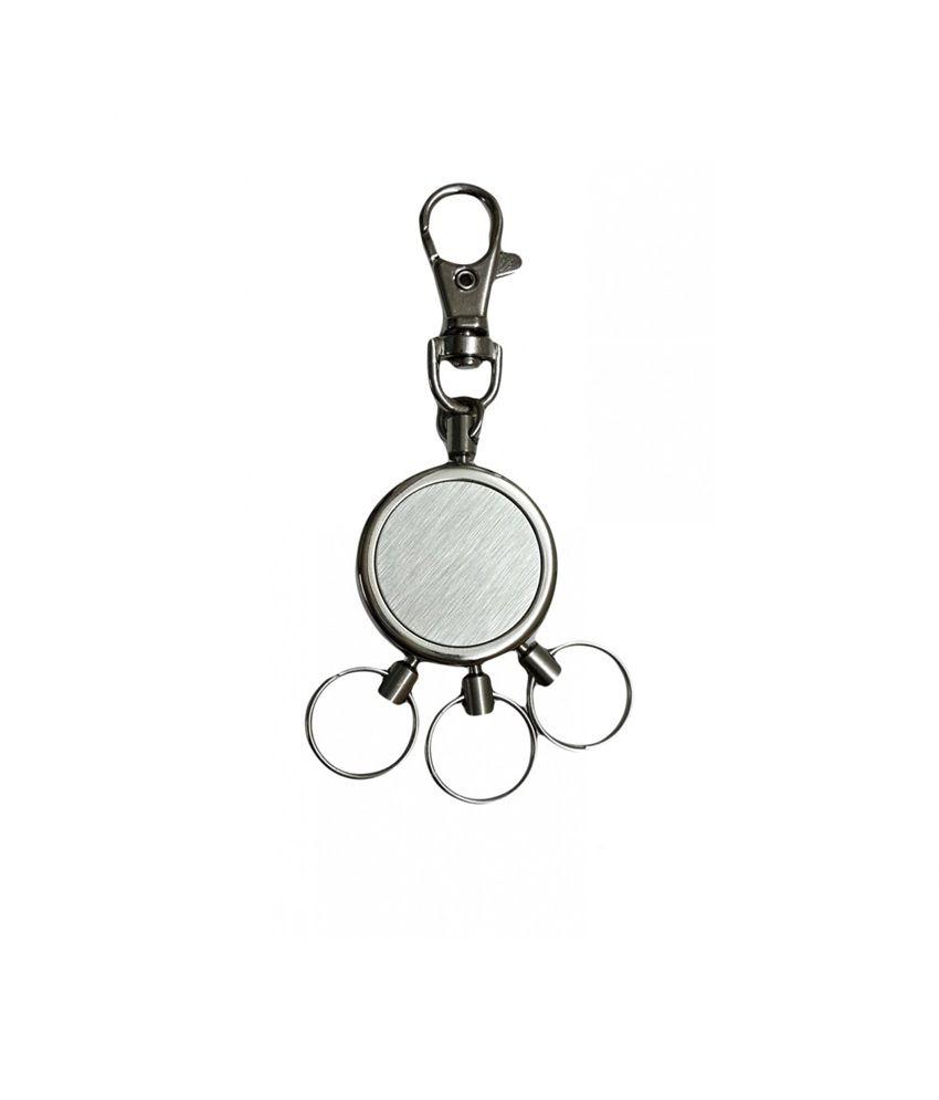 Aptron Multiple Ring Key Chain (Round)