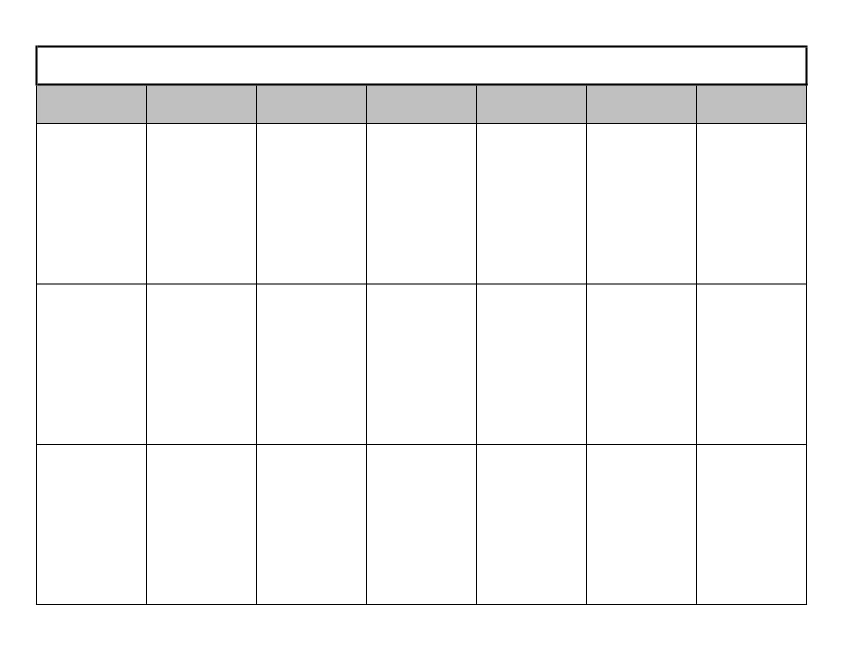 Blank Calendar Template Aplg Planetariums Org Ripping 2 Week
