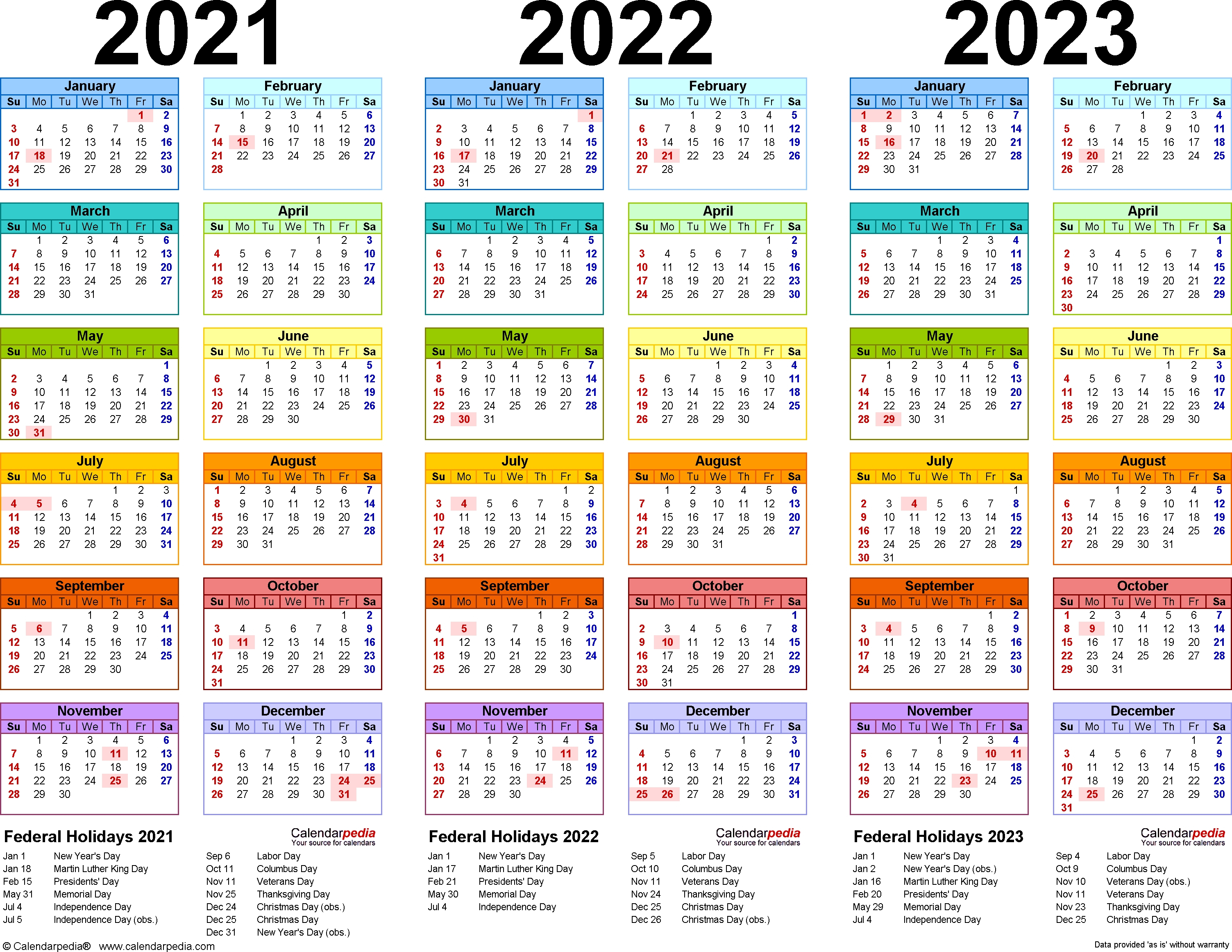 Blank Year Long Calendar 2022 | Example Calendar Printable