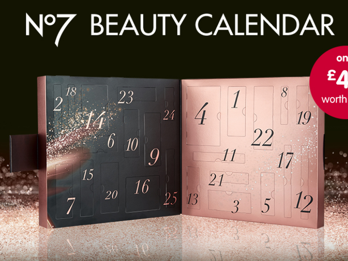 Boots Launch No7 Advent Calendar 2018 Worth £177- And You