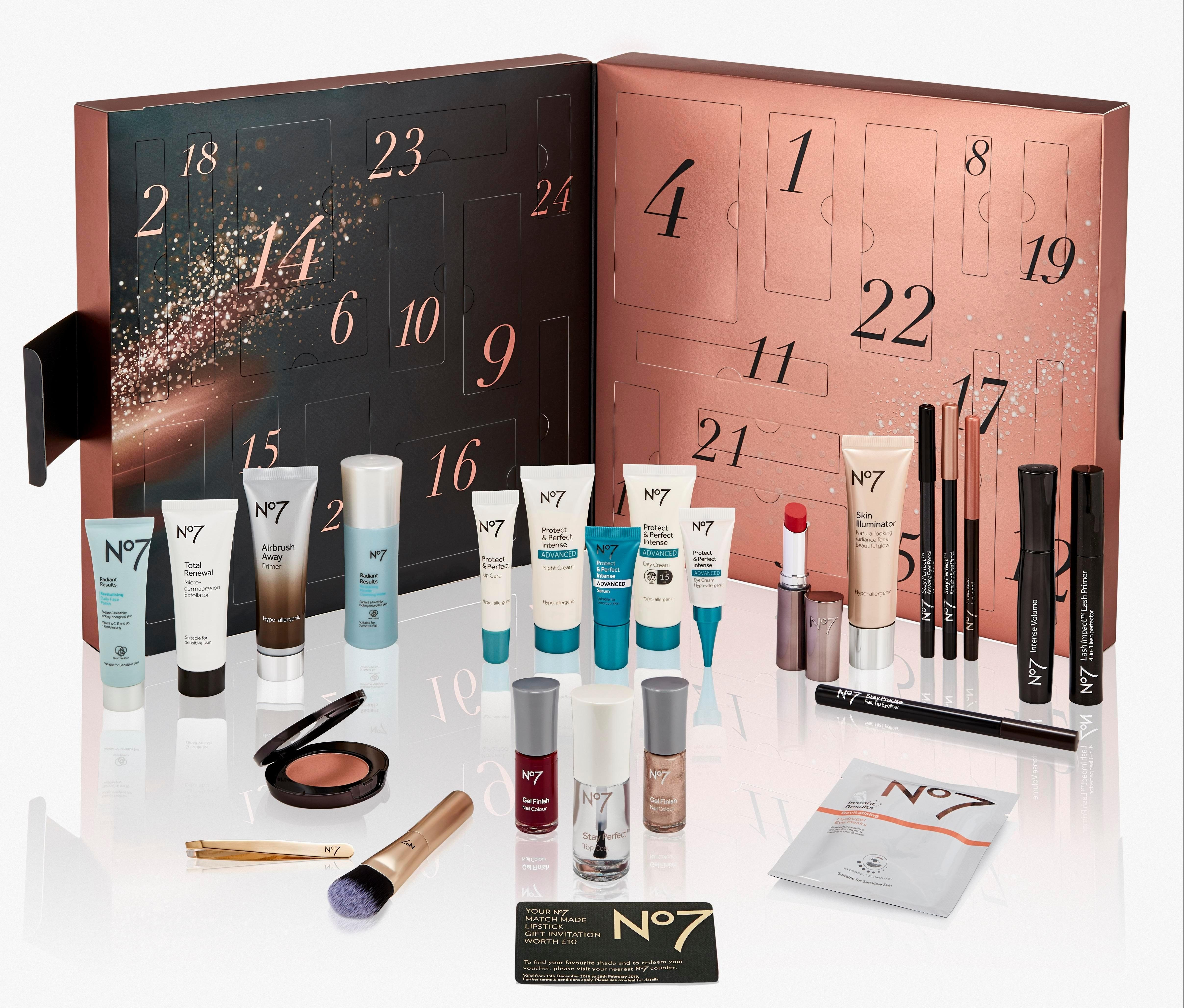 Boots Teases Its No7 Beauty Advent Calendar Which Is So