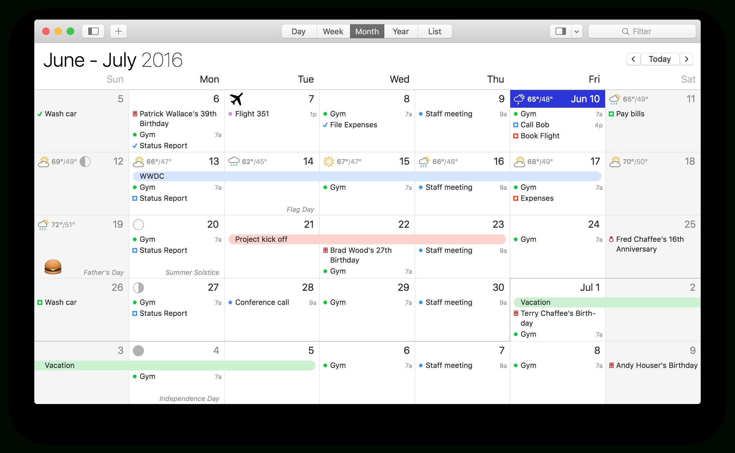 Busycal - The Best Calendar App For Mac