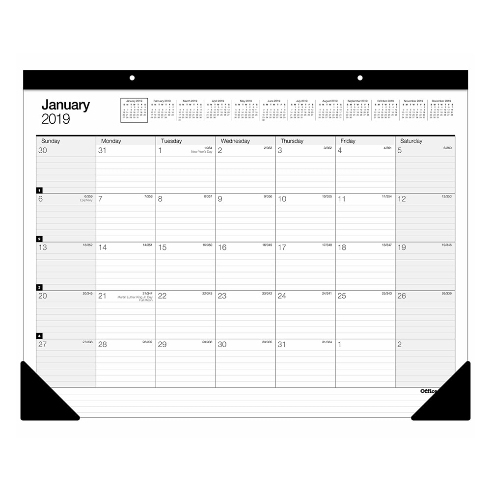 Buy Calendars & Planners - Office Depot & Officemax