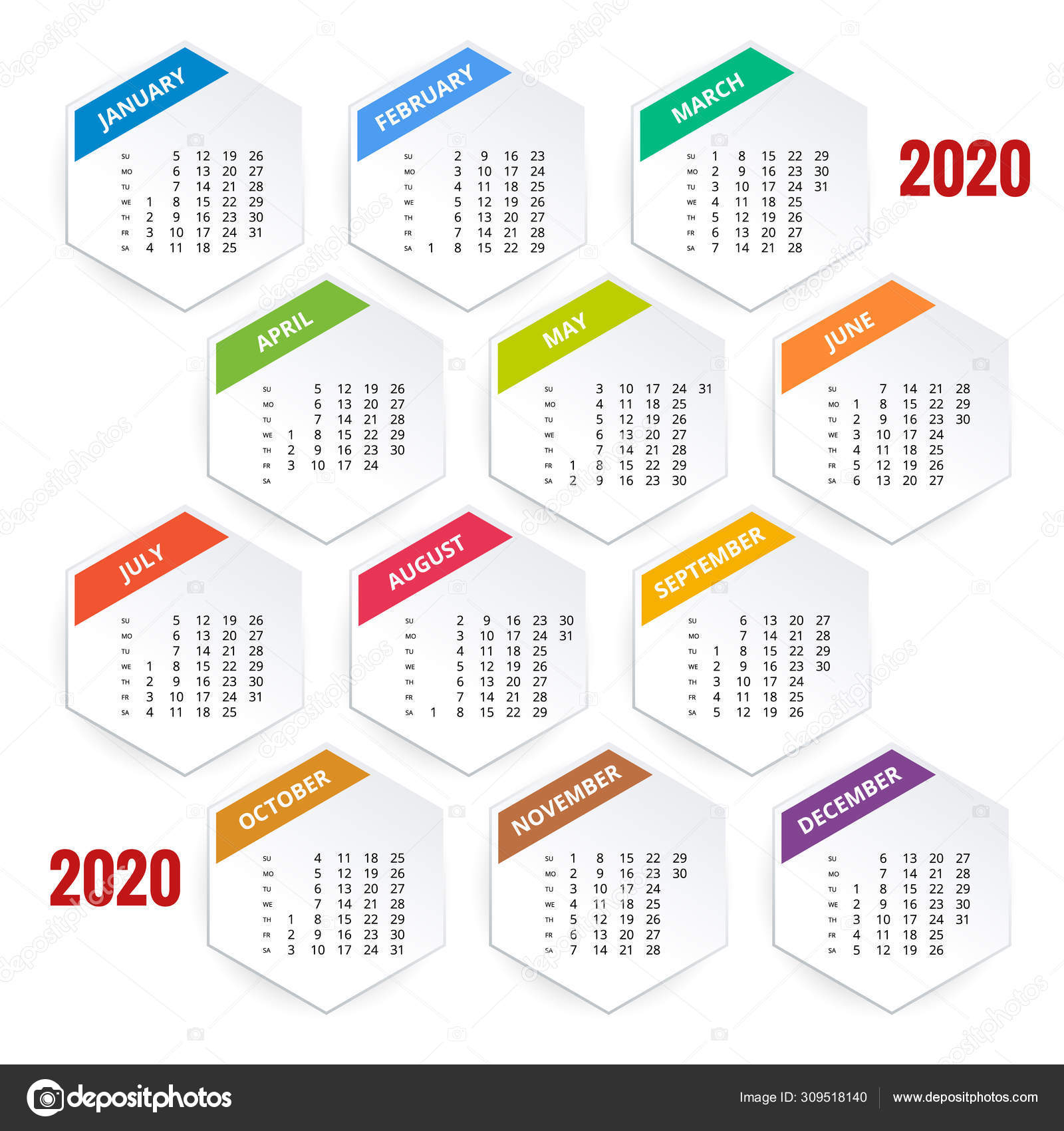 Calendar Of Events Template 2020 - Wpa.wpart.co