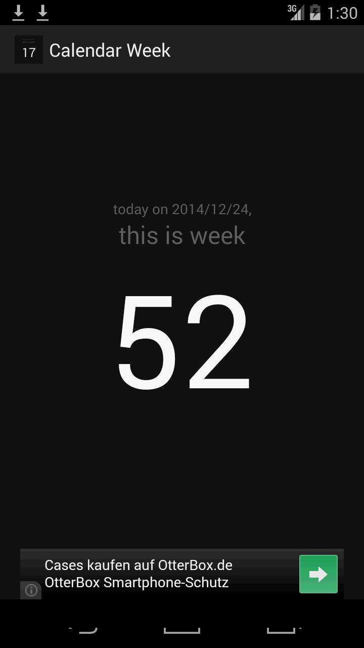 Calendar Week For Android - Apk Download