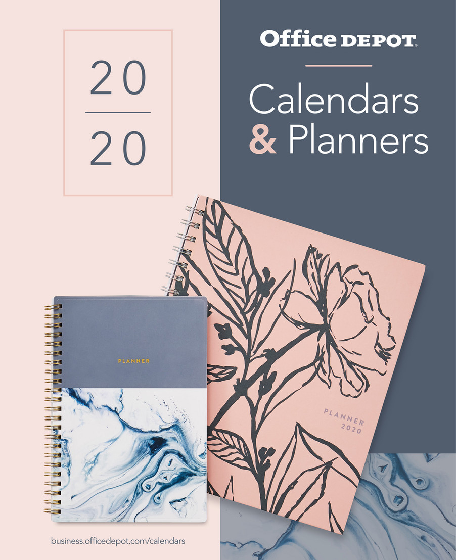 Calendars & Planners 2020 - Page 1