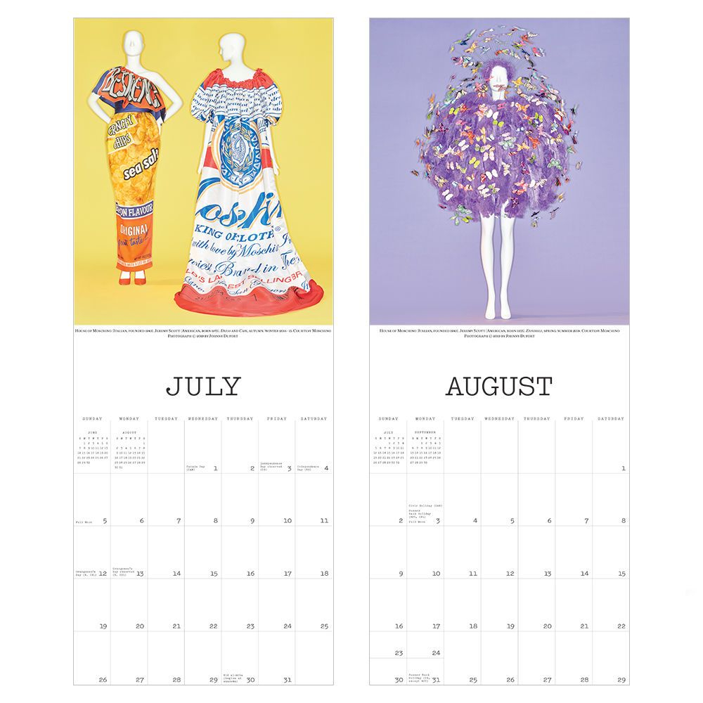 Camp: Notes On Fashion Wall Calendar 2020 In 2019   Calendar