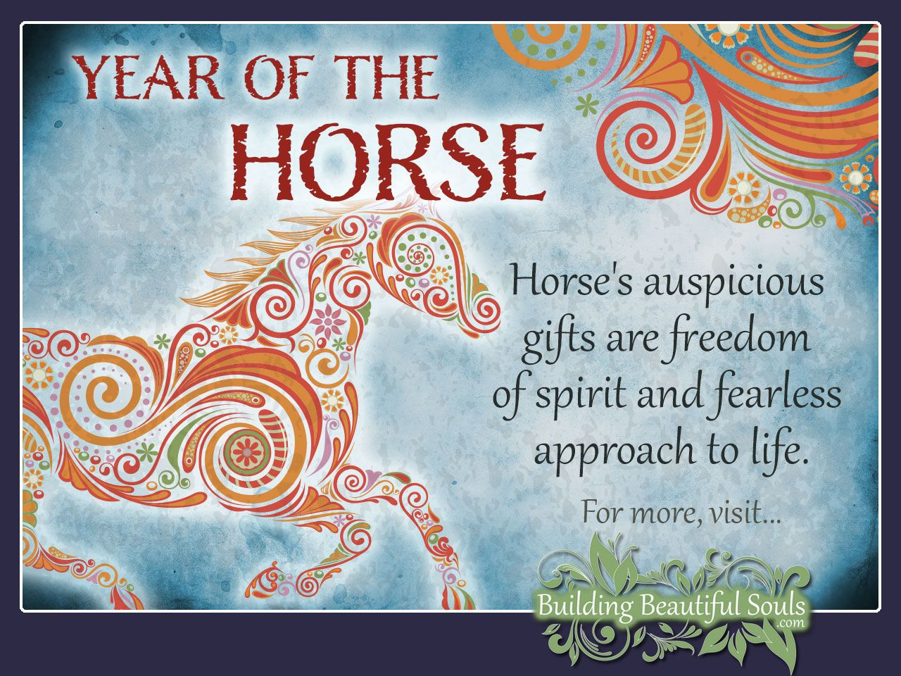 Chinese Zodiac Horse | Chinese Zodiac, Chinese Zodiac Signs
