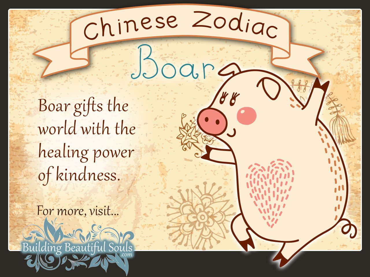 Chinese Zodiac Pig/boar Child Personality & Traits | Chinese