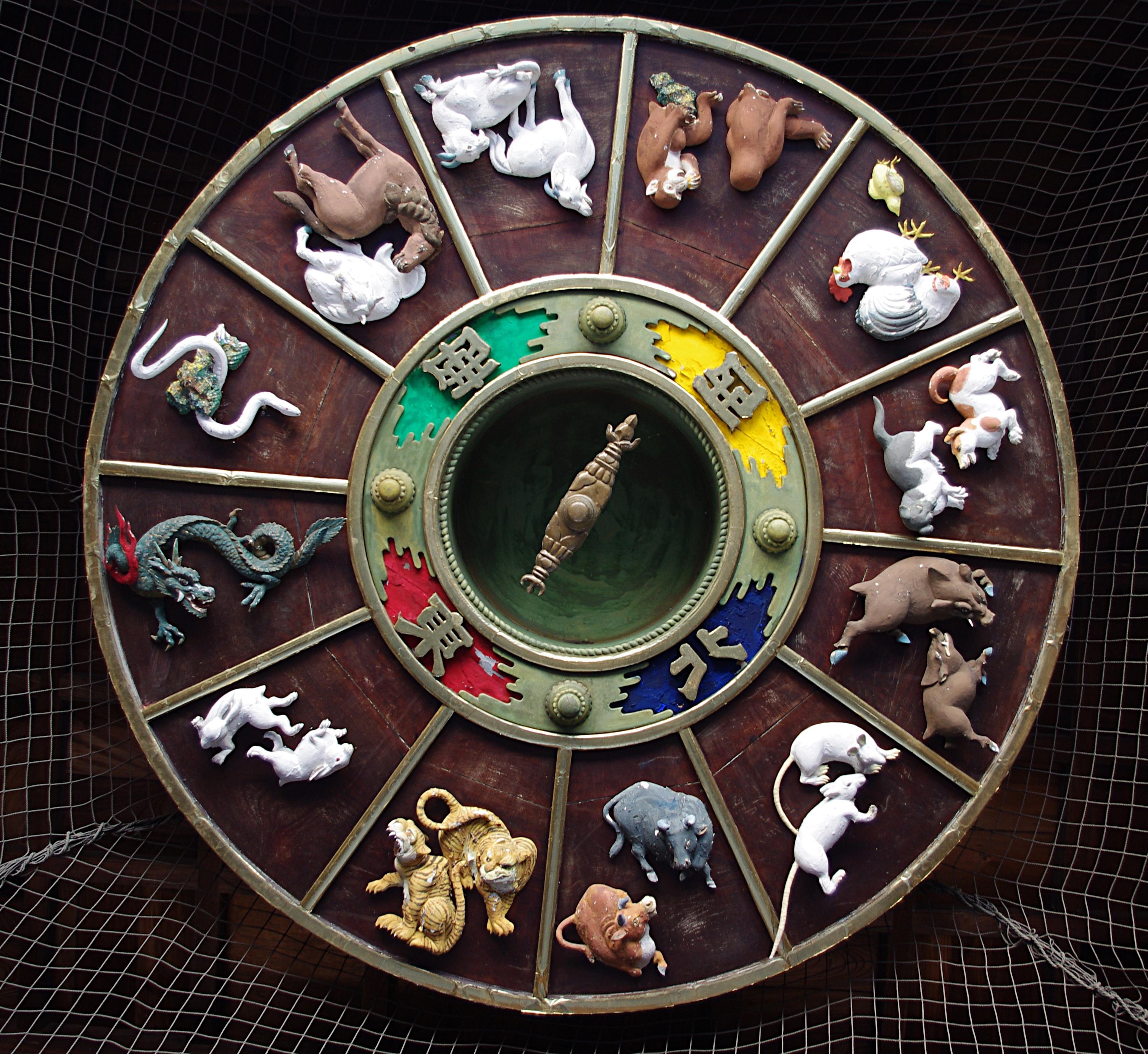 Chinese Zodiac - Simple English Wikipedia, The Free Encyclopedia