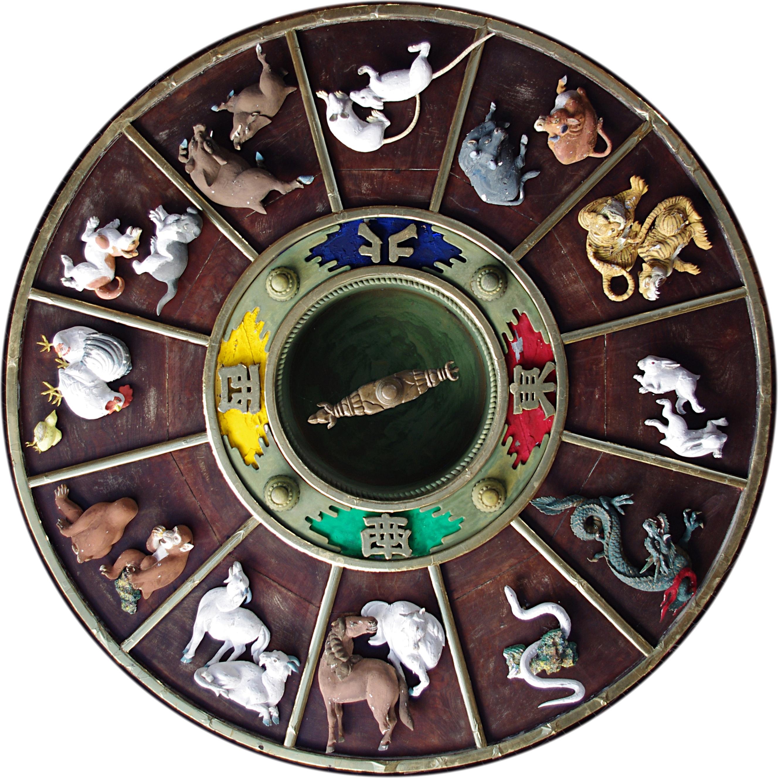 Chinese Zodiac - Wikipedia