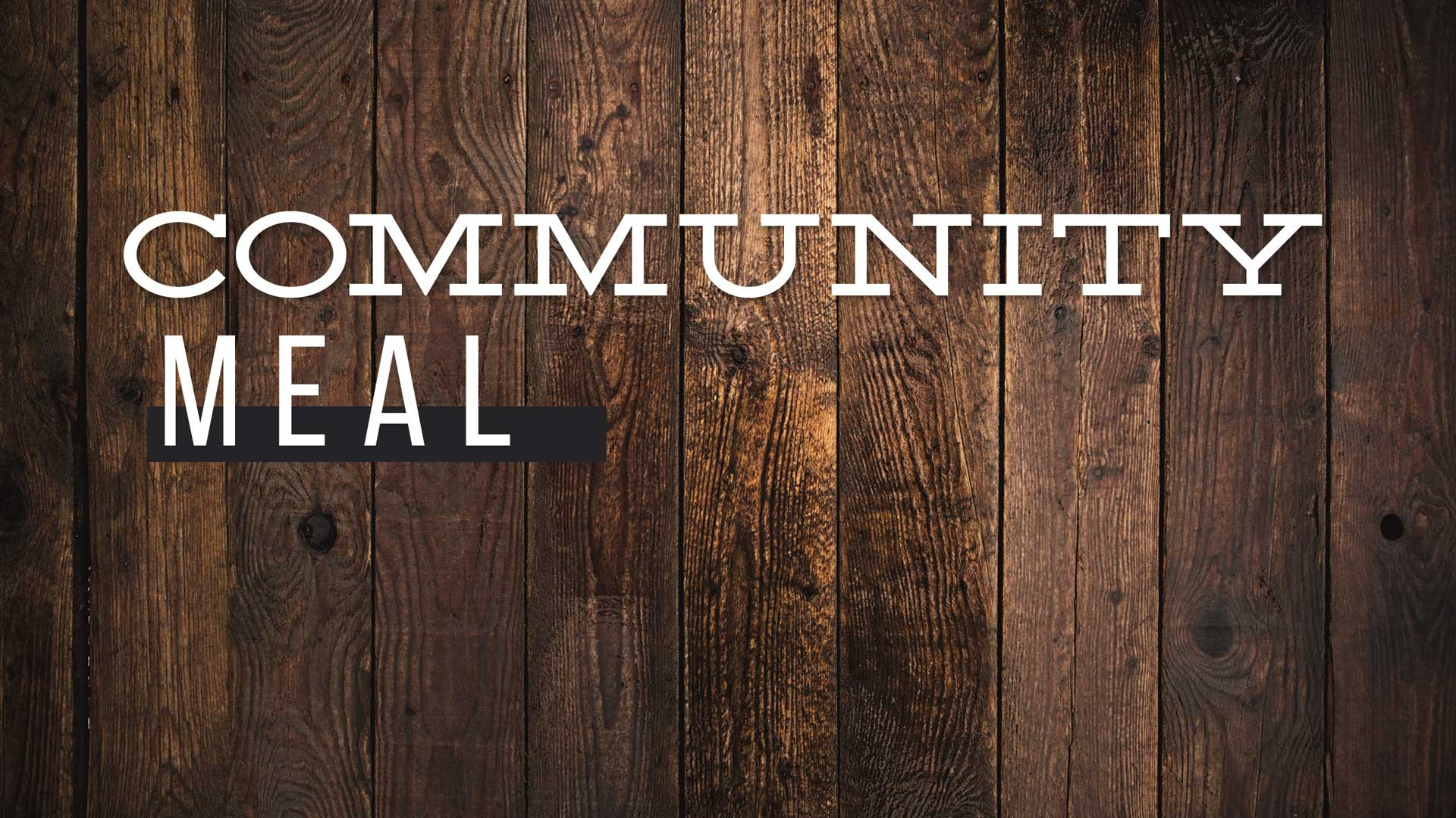 Community Meal Grinnell | Prairie Lakes Church