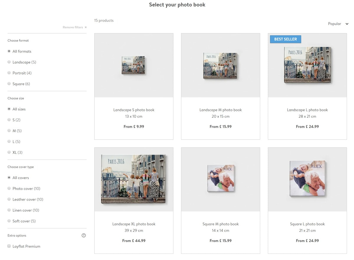 Create A Bonusprint Photo Book In Less Than An Hour