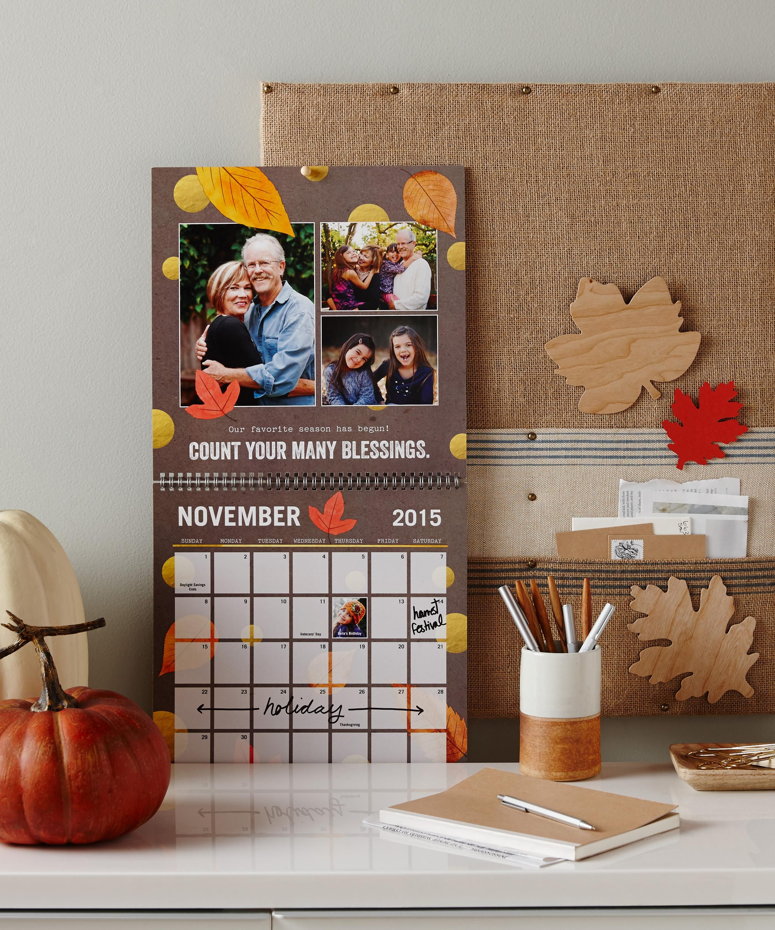 Create A Calendar That Captures Every Memory Of The Year