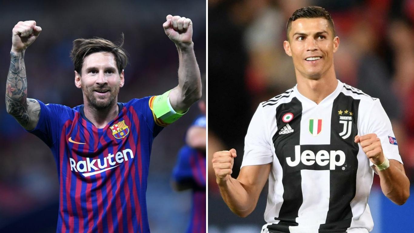 Cristiano Ronaldo Vs Lionel Messi In 2018 - Who Had The