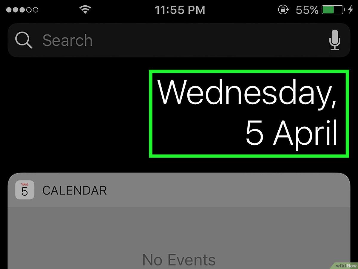 Как Изменить Дату И Время На Iphone