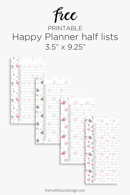 Dandy Free Calendar Inserts For Planners : Mini Calendar