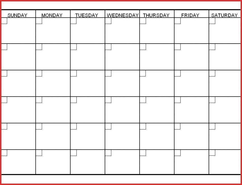 Dandy Printable Calendar 6 Week : Mini Calendar Template
