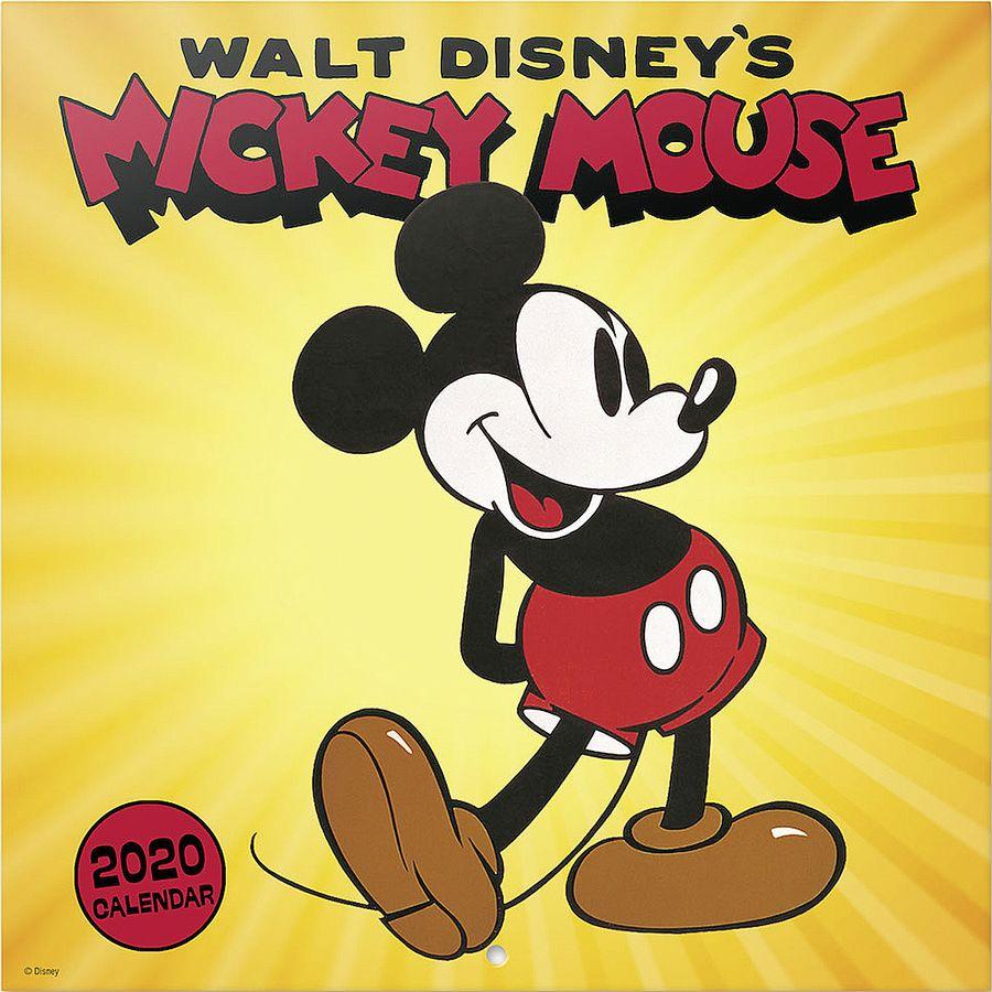 Disney Calendar 2020 Mickey Mouse