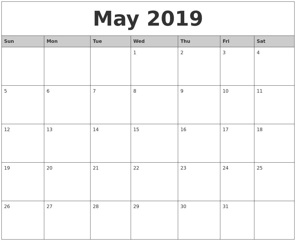 Editable Word Calendar - Wpa.wpart.co