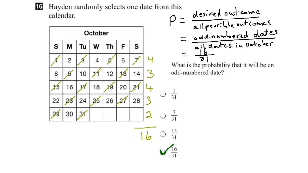 Eqao Grade 6 Math 2016 Question 16 Solution