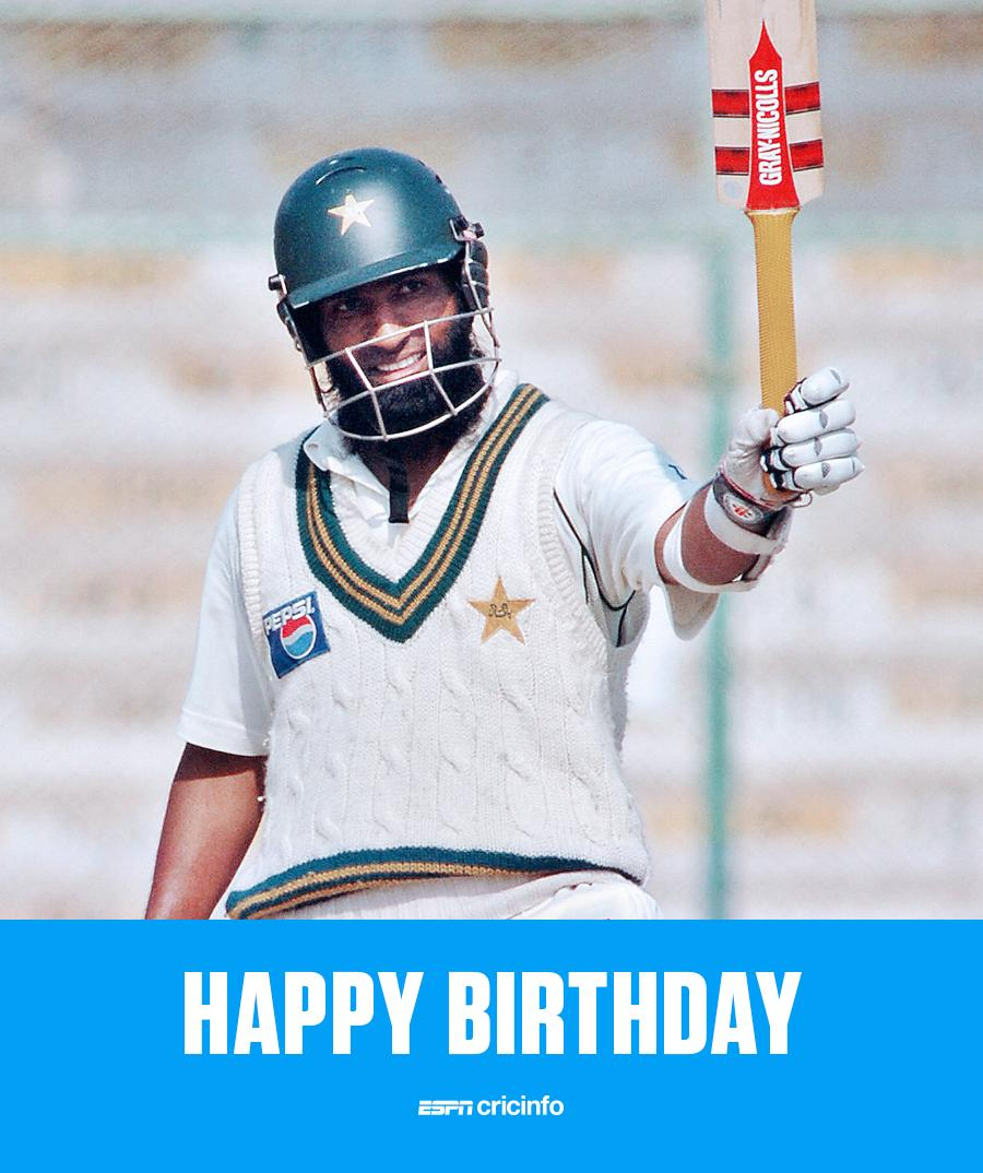 "Espncricinfo On Twitter: ""#onthisday Happy Birthday To"