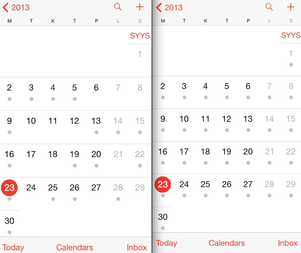 European Week Numbers To Ios Calendar? - Ask Different