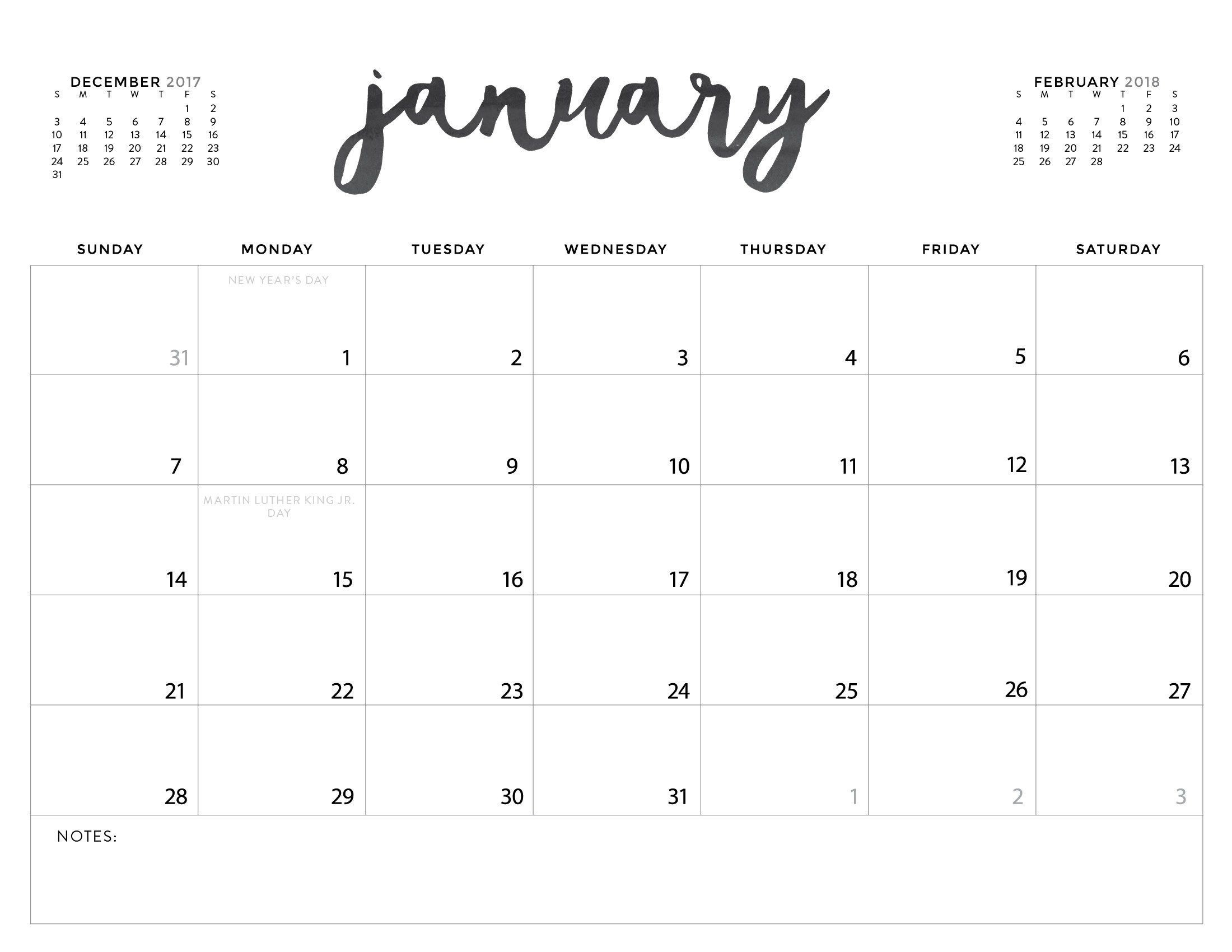 Exemplary Printable Calendar Custom Dates : Mini Calendar