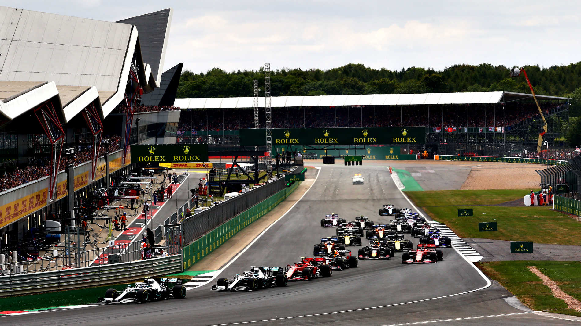 F1 2020 Calendar - How The Formula 1 Race Schedule Came Together