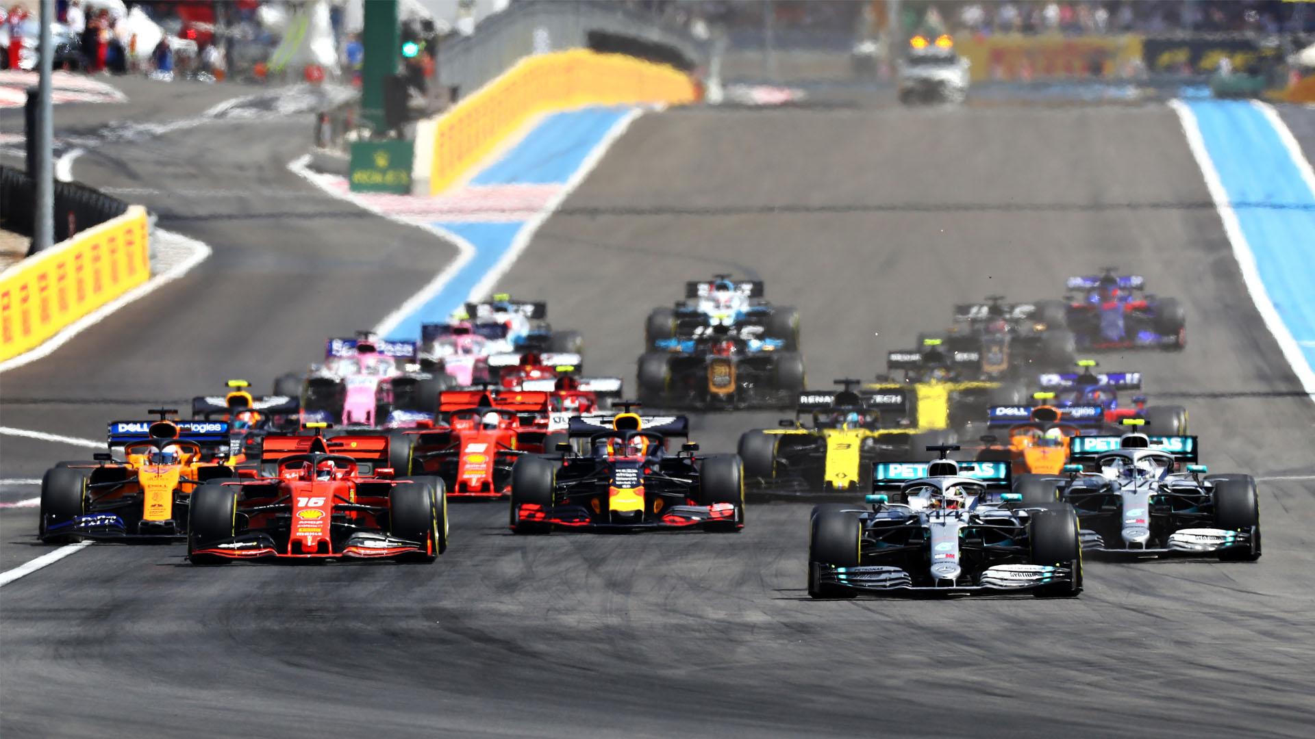 F1 2020 Schedule – The 2020 F1 Race Calendar, Pre-Season