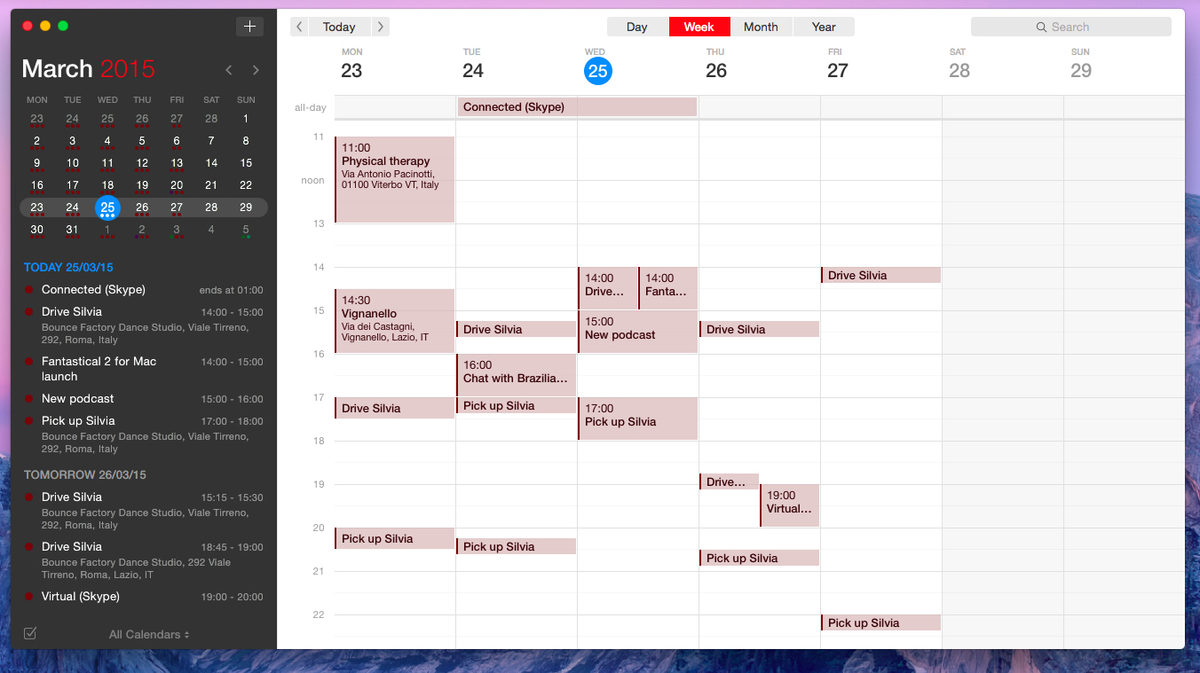 Fantastical 2 For Mac Review: Reinvented - Macstories