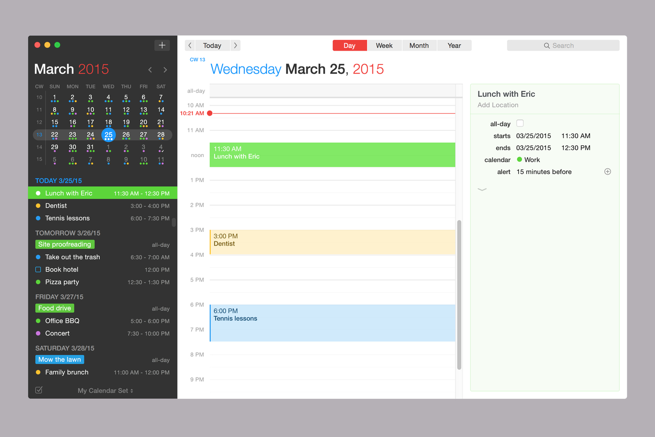 Fantastical 2 Is The Calendar App Your Mac Has Been Waiting