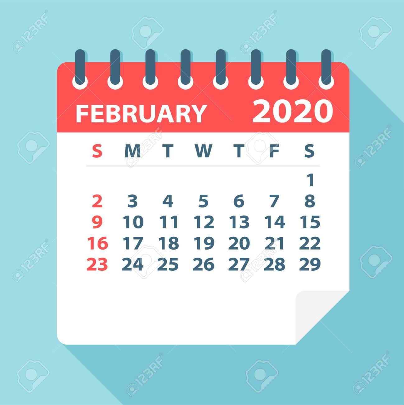 Feb Calendar 2020 - Wpa.wpart.co