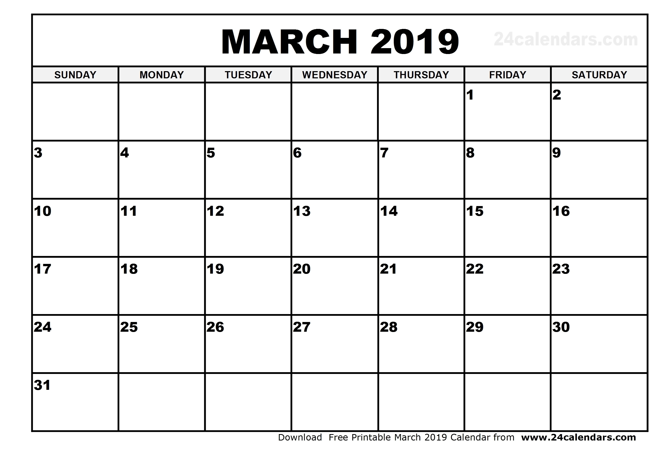 Fine Free Printable Large Grid Calendar : Mini Calendar Template
