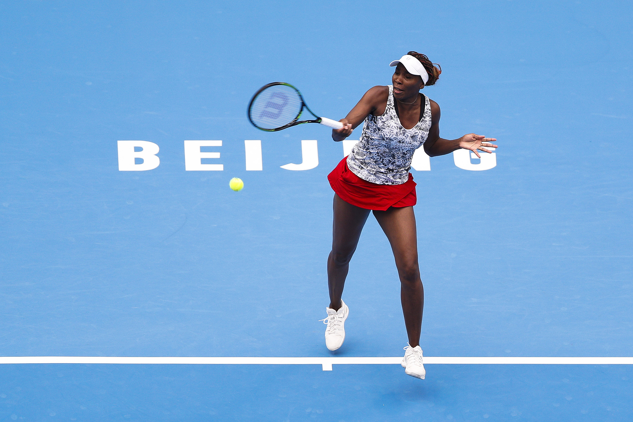 First 2019 China Open Wild Card Goes To Venus