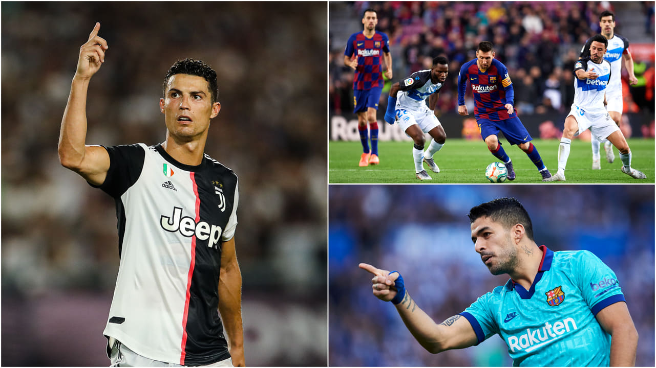 Five Players With Most Goals This Decade (Europe's Top 5