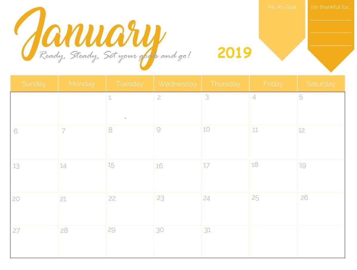 Free Printable Calendar Program - Wpa.wpart.co