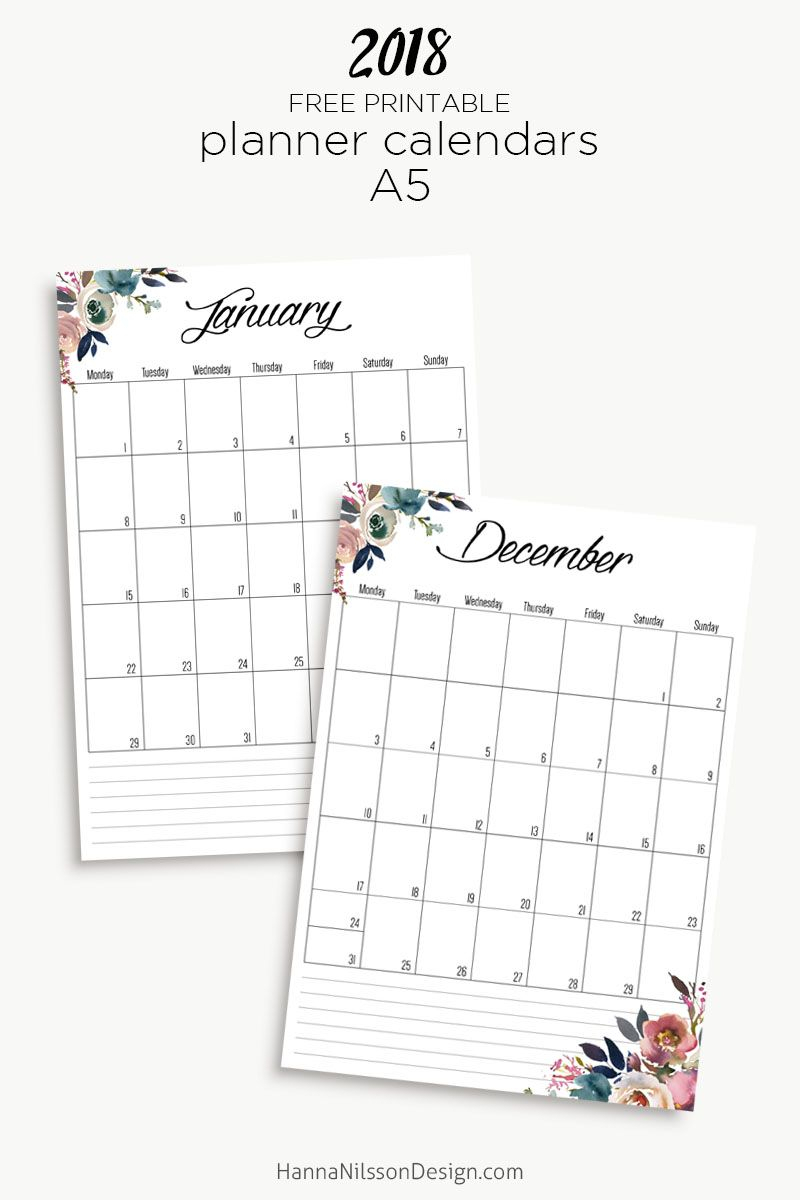 Free Yearly Calendar | Бумага | Printable Yearly Calendar