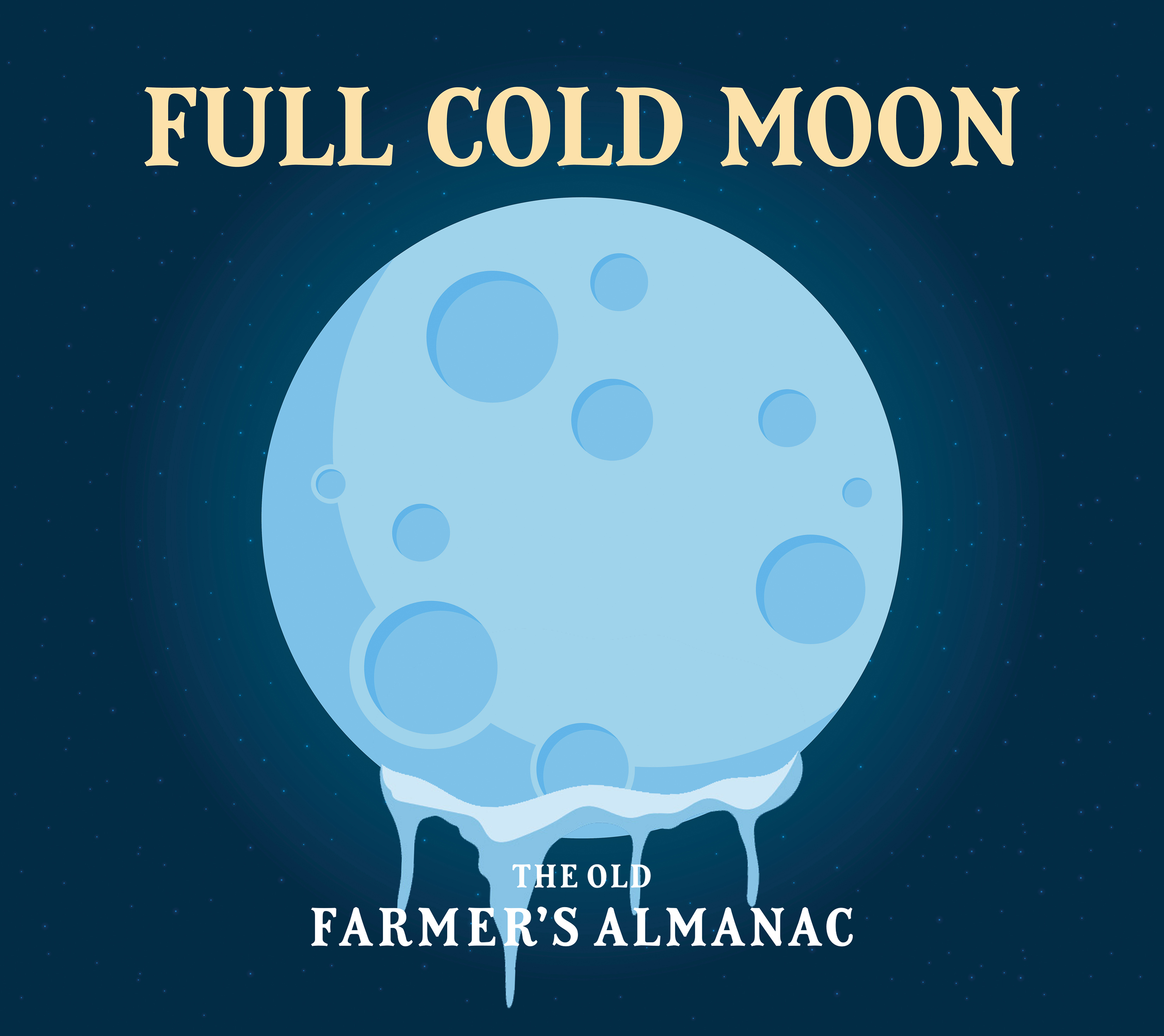 Full Moon On December 12, 2019: The Full Cold Moon | The Old