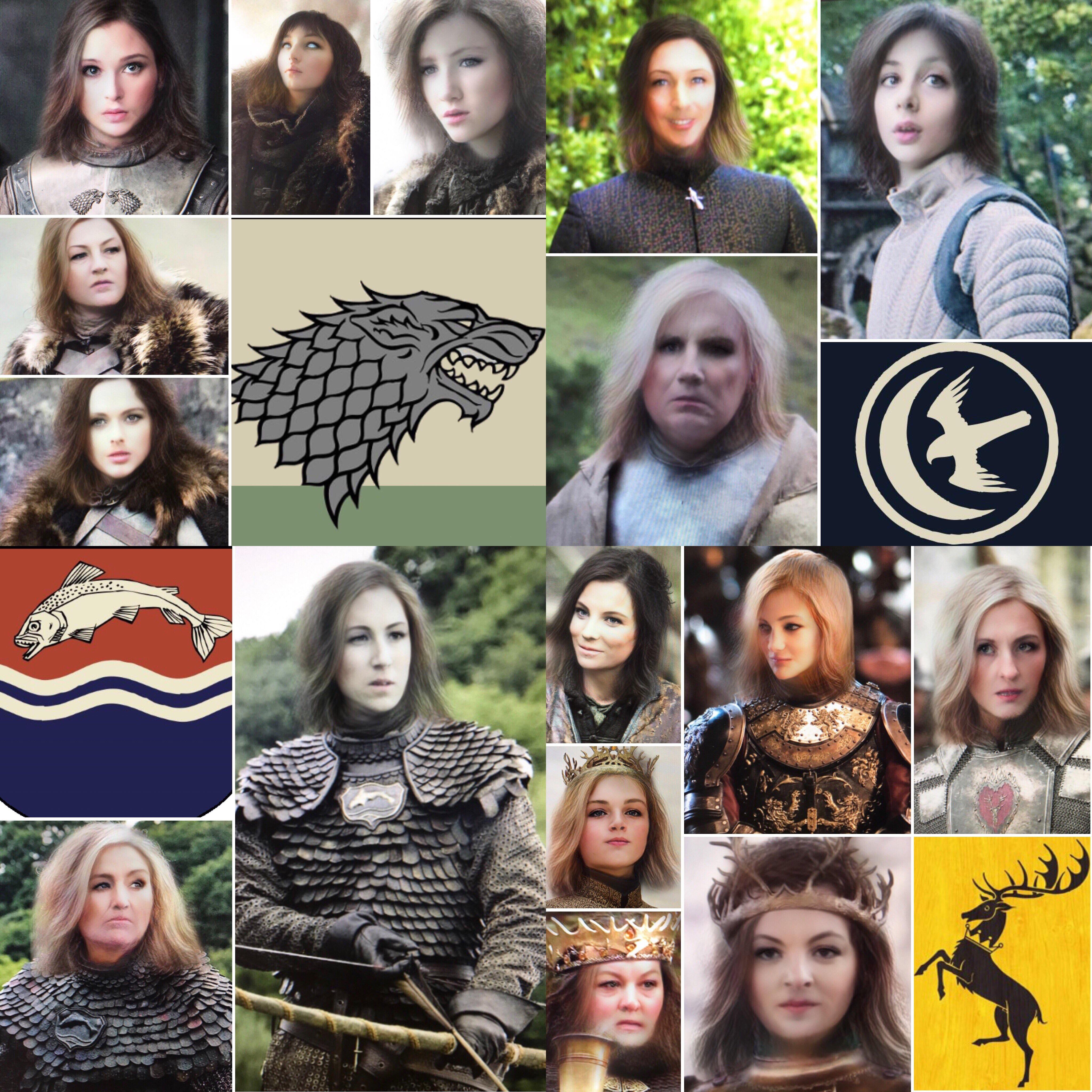 Game Of Thrones 2020 Calendar Girls Edition. : Jonwinsthethrone