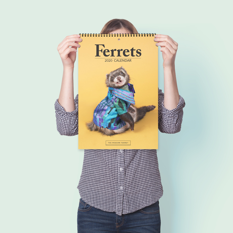 Giant 2020 Ferret Calendar