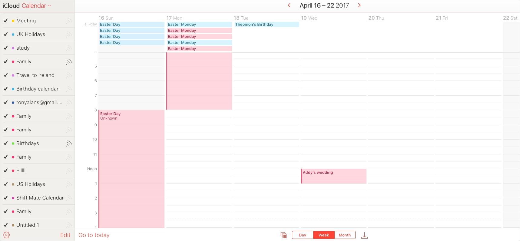 Godly Can U Print Icloud Calendar : Mini Calendar Template